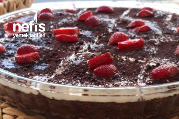 Kremalı Borcam Pastası (Nyt Mutfak Tarifi İle Muhteşem)