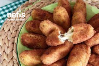 Patates Kroket Tarifi