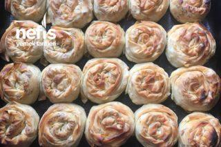 Patatesli Gül Böreği (Ev Yapımı) Tarifi