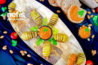 Romesco Soslu Baby Patates (İspanya) Tarifi