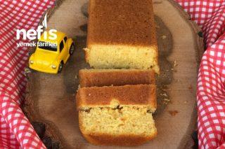 Çok Pratik Kek Gibi Mısır Ekmeği Tarifi