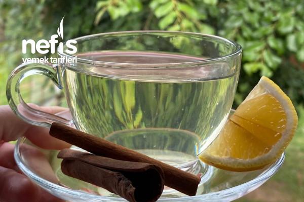 Hem Ödem Attırıcı Hem Yağ Yakıcı Çay Tarifi