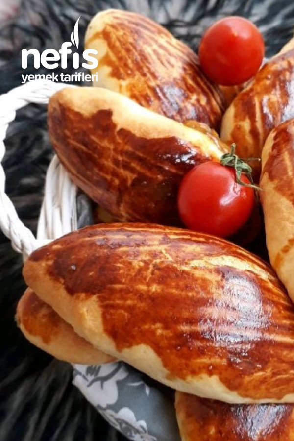 Krem Şantili Pastane Pogaçasi