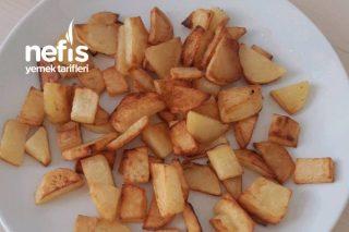 Patates Kızartmasının En Hızlı Hali (Pratik Bilgi) Tarifi