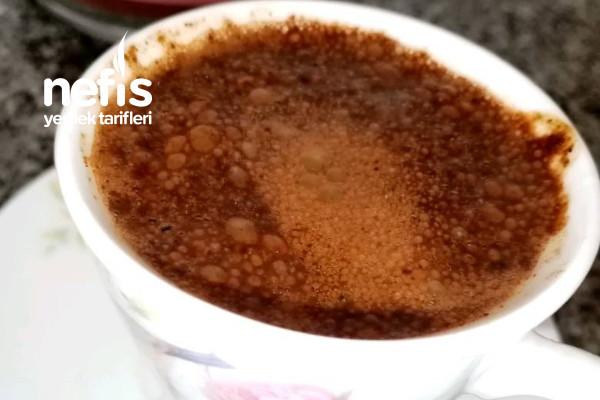 Sodalı Kahve Tarifi
