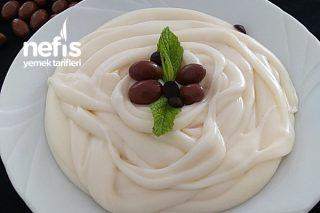 İpek Gibi Yapısıyla Pasta Kreması Tarifi