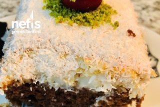 Pamuş Pasta Tarifi