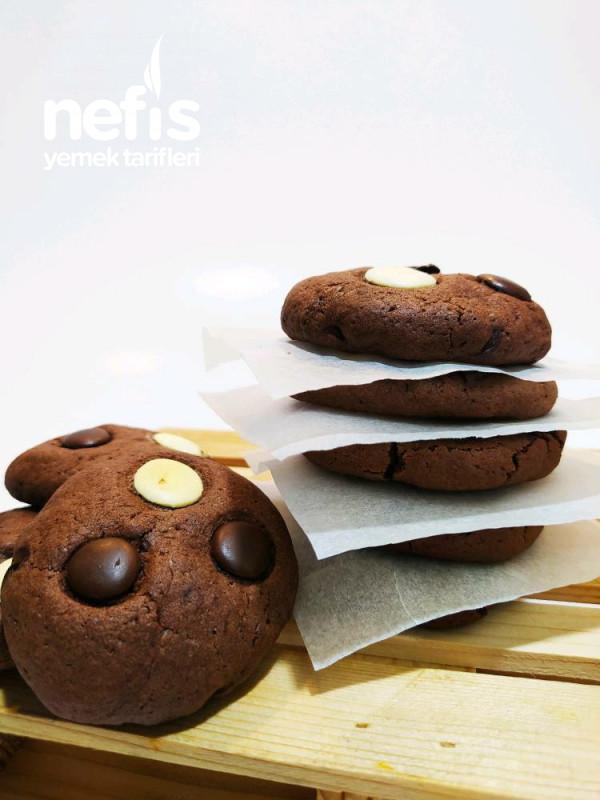 Cookie  (Amerikan Kurabiyesi)
