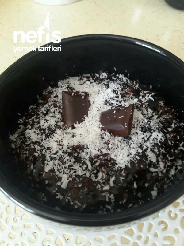 Kakaolu Yulaf Lapası (Tabiki Fit)