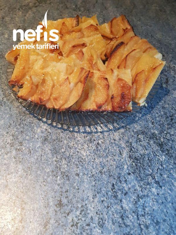 Tarte Aux Pommes (Elmalı Tart)