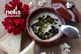 Yaz Günü Soğuk İçilen Bulgurlu Yoğurt Çorbası Tarifi