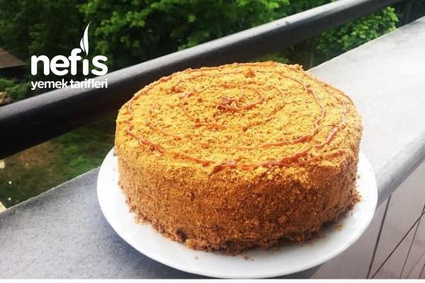Ballı(Medovik) Pasta Tarifi
