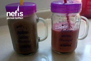 Çocuklara Milkshake Tarifi