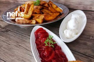 Kahvaltılık Çıtır Patates Tarifi