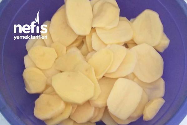Kaşarlı Patates Oturtma