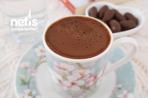 Köpüklü Orta Türk Kahvesi