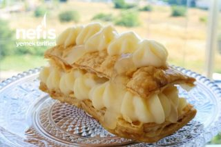 Limonlu Milföy Pasta Tarifi