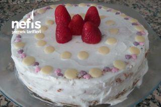 Yaş Pasta (Babalar Günü Pastası) Tarifi