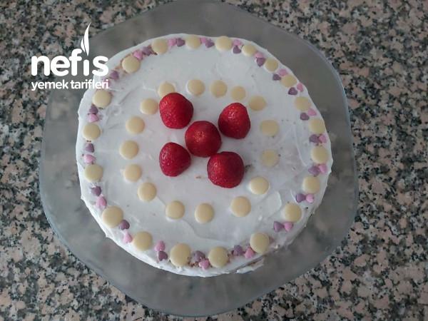 Yaş Pasta (Babalar Günü Pastası)