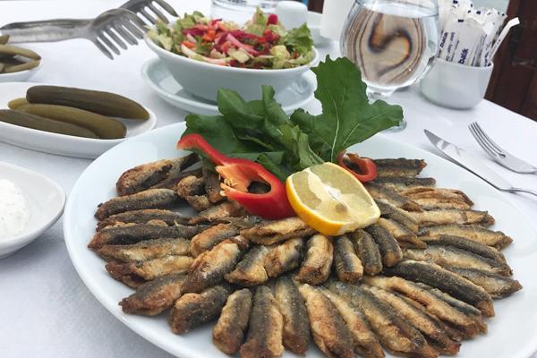 iskele et balık restaurant
