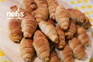 Çıtır Çıtır Kremalı Katmer Böreği Tarifi