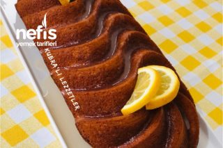 Limonlu Kek (Enfes) Tarifi