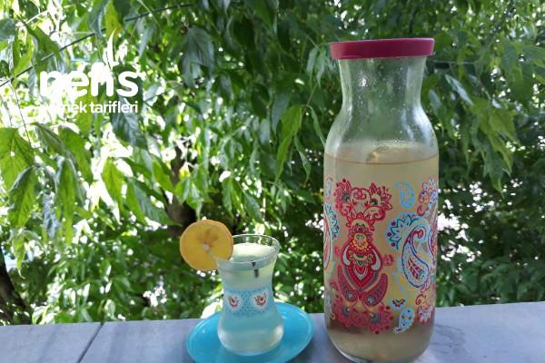 Ananaslı Yeşil Çay (Metebolizma Hızlandırır) Tarifi
