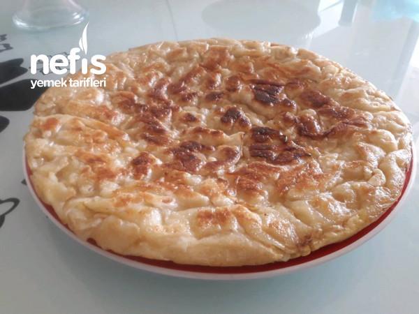 Kahvaltılık Kırpık Böreği (Tavada)