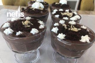 Kakaolu Cup (Kup) Kek Kırıntılı (Videolu) Tarifi