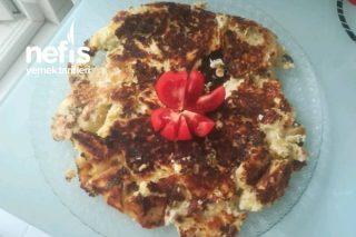 Kırpık Tava Böreği (Kahvaltıların Vazgeçilmezi Olacak) Tarifi