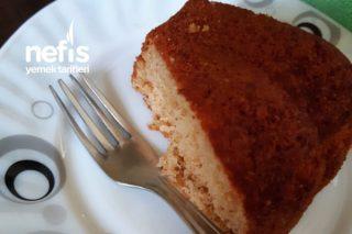 Sütsüz Elmalı Tarçınlı Kek Tarifi