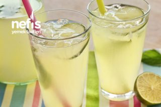 5 Dakikada Cool Lime Tarifi (videolu)