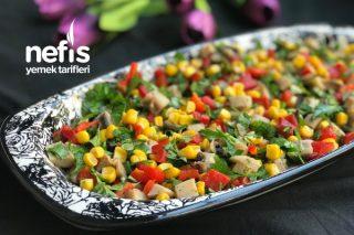 Efsane Kültür Mantarı Salatası Tarifi
