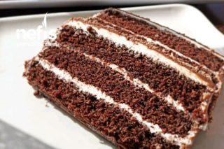 En İyi Fındık Kremalı Pasta Tarifi