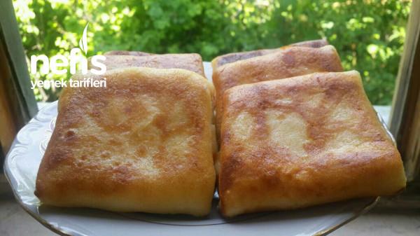 Krep Börek (Şipşak Muhteşem Kahvaltılık)