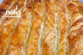 Sodalı Çıtır Peynirli Börek Tarifi