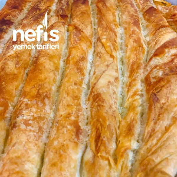 Sodalı Çıtır Peynirli Börek