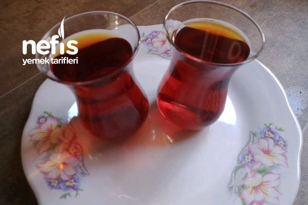 Tavşan Kanı Çay Tarifi