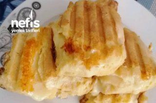 Tost (Yumurtalı Bayat Ekmekten) Tarifi