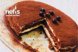 Tramisu (Hazır Pasta Tabanı İle Şipşak Lezzet) Tarifi
