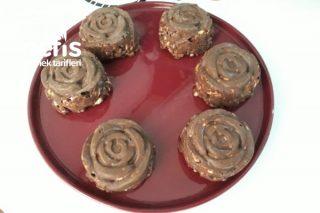 Çikolata Kaplı Mozaik Pasta Tarifi