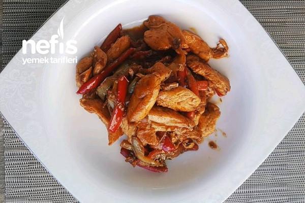 Dünya Mutfağından Tavada Tavuk