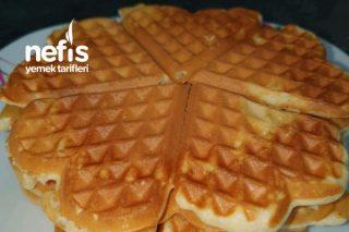 Waffel (Waffle) Tarifi