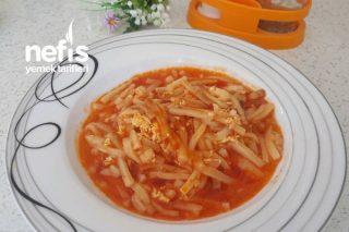 Amasya'nın Çılbır Yemeği (Yumurtalı Erişte) Tarifi