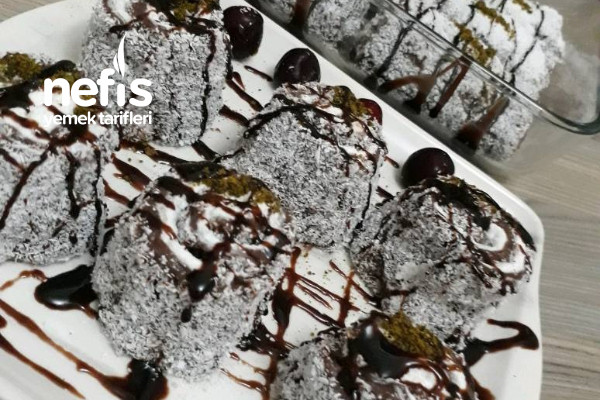 Çikolatalı Saray Sarması Tarifi