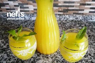 En Sağlıklı Limonata Tarifi