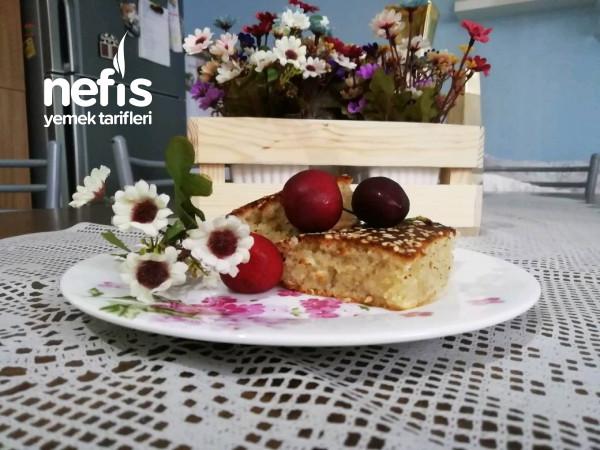 Enfess Kek (Limonlu, Tarçınlı, Susamlı)