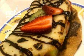 Krep Waffle Tarifi