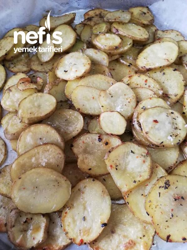 Patates Dilimleri (Fırında)