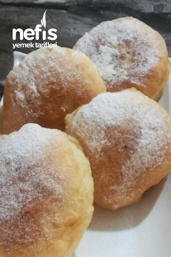 Donut (Dolgulu Ve Kaplamalı Çeşitleriyle)